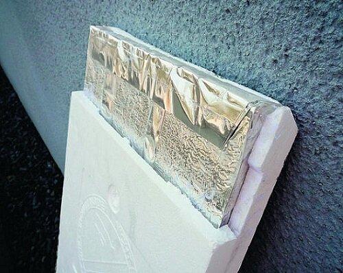 Вакуумные теплоизоляционные панели