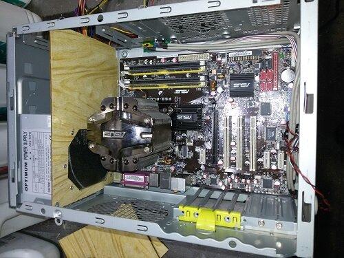 Моддинг компьютера