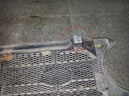 решетка радиатора дискавери 4