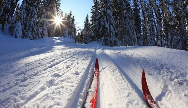 Наро-Фоминская лыжная трасса.